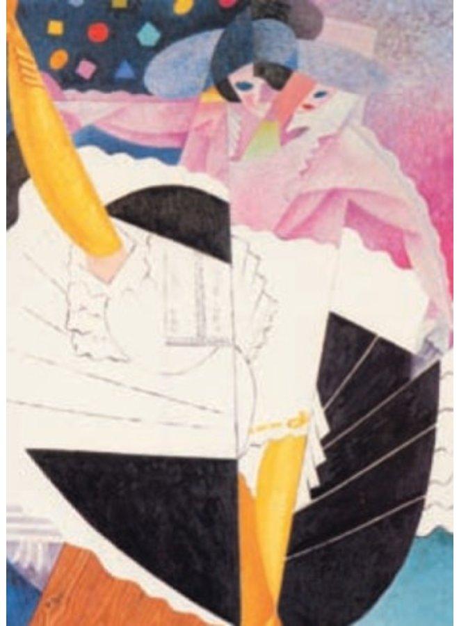 Danseuse Nr. 5 von Severini Karte 140x 180mm