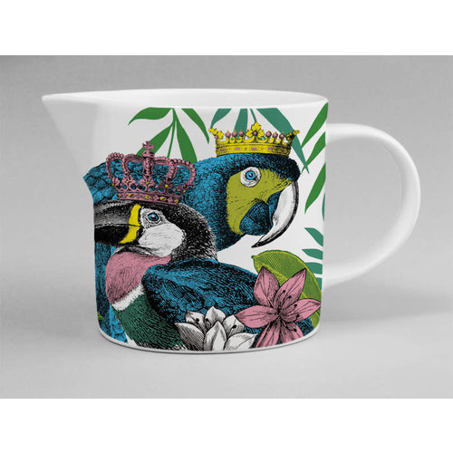 Repeat Repeat Jungle Toucan China Jarra 129