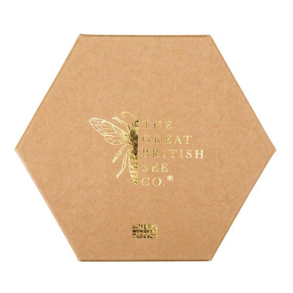 Honeysuckle Geschenkset Bienenwachs Balsam, Wash & Candle