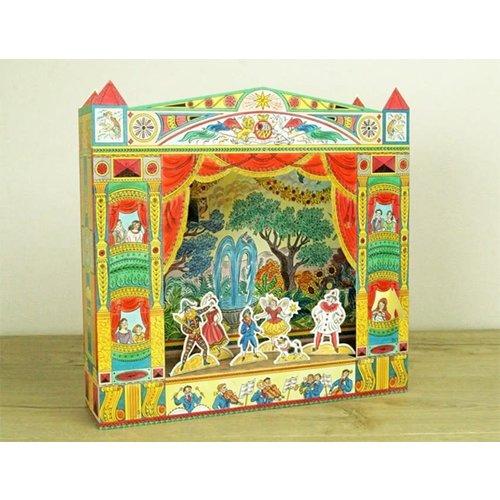 Art Angels Calendrier de l'Avent Pantomime par Emily Sutton