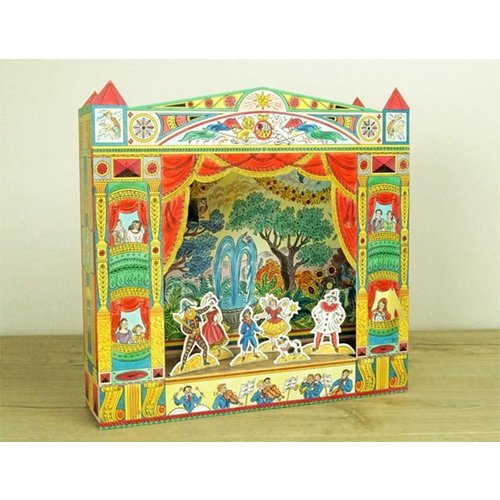 Art Angels Pantomime Advent Calendar by Emily Sutton