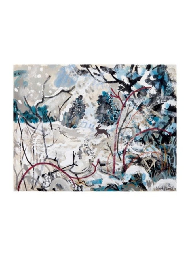 Snow Bound by Mark Hearld