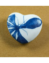 Heart Hand Made Porcelain  touchstone 023