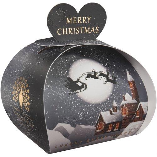 English Soap Company Winter Village  Luxury Guest Soap 10
