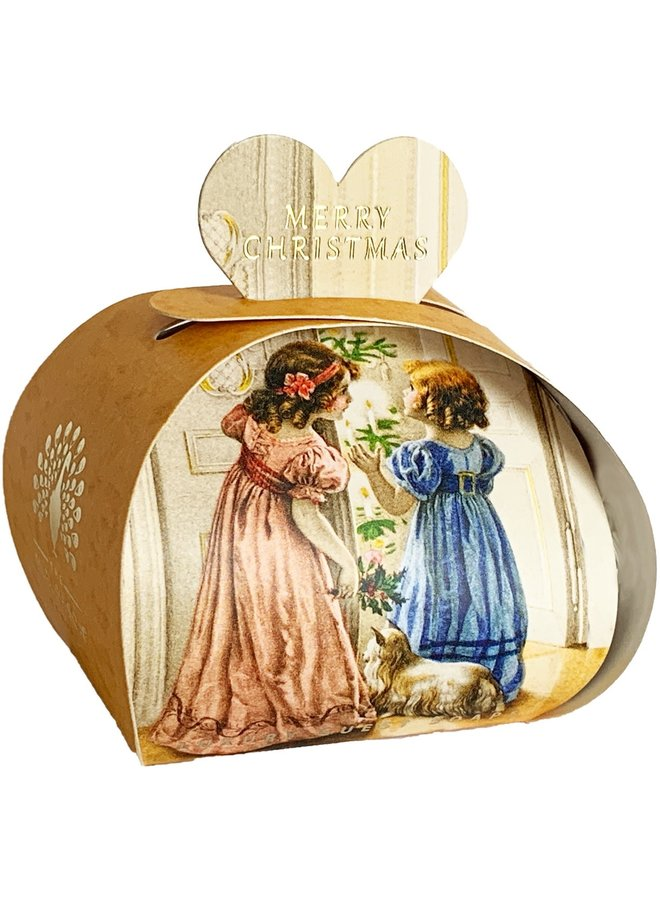 Victorian Christmas Luxury Guest Soap 11