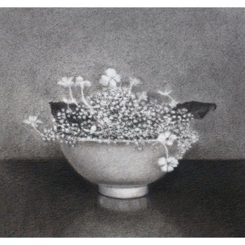 Linda Brill Hortensie Giclée-Druck 024
