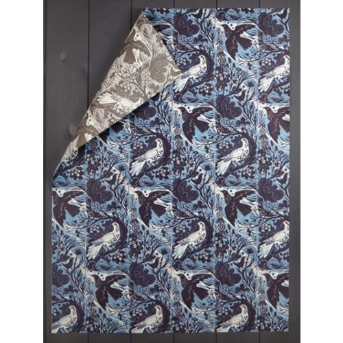 Art Angels Doveflight gift wrap by Mark Hearld