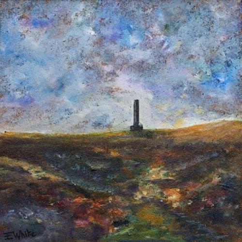 Elizabeth White Schälturm, Holcombe Hill 024