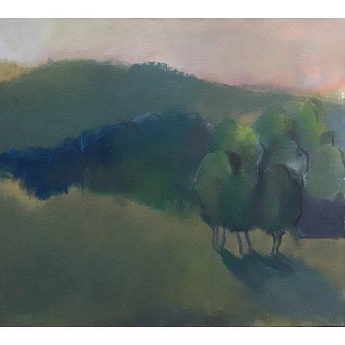 Anna Gibson Bronze Forest 14