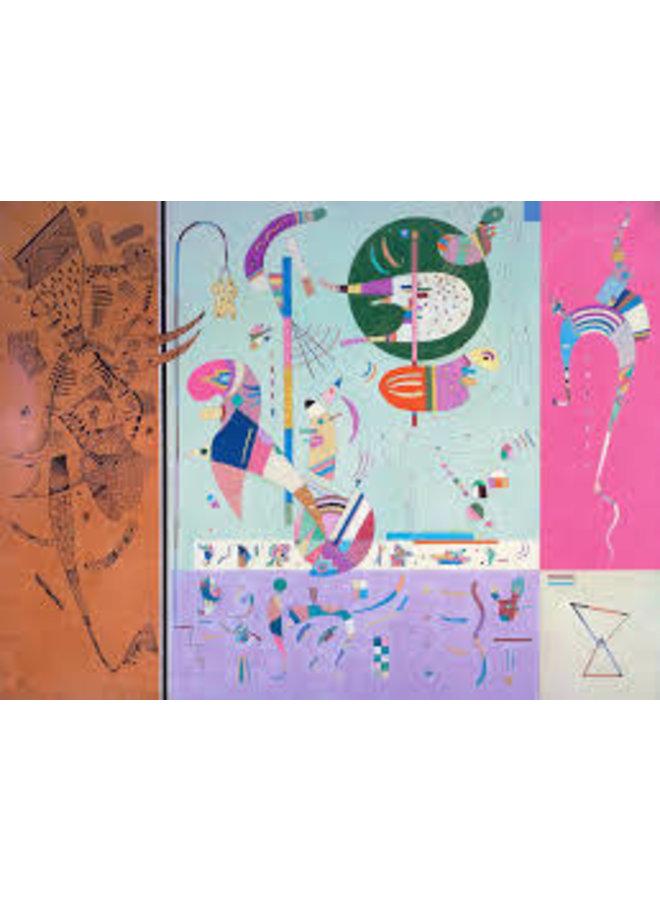 Various Parts by Kandinsky Artists Postcard