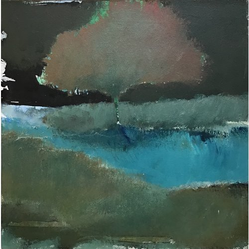 Anna Gibson Einsamer Baum - 35