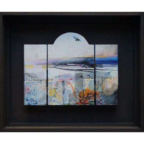 Kate Boyce Art Iconature Triptych on wood panels  34