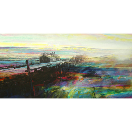 Kate Boyce Art Softening Light, Keelham Edge 36