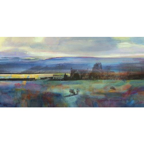 Kate Boyce Art Towards Turn Hill  35