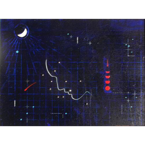 David Archer Astral Treasure Map -  40