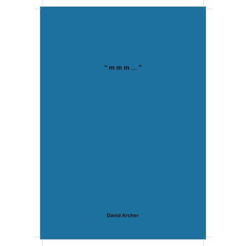 "David Archer Catálogo ""mm m ..."" Lt. edición firmada"
