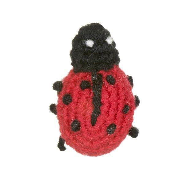 Mini Ladybird  Brooch 26