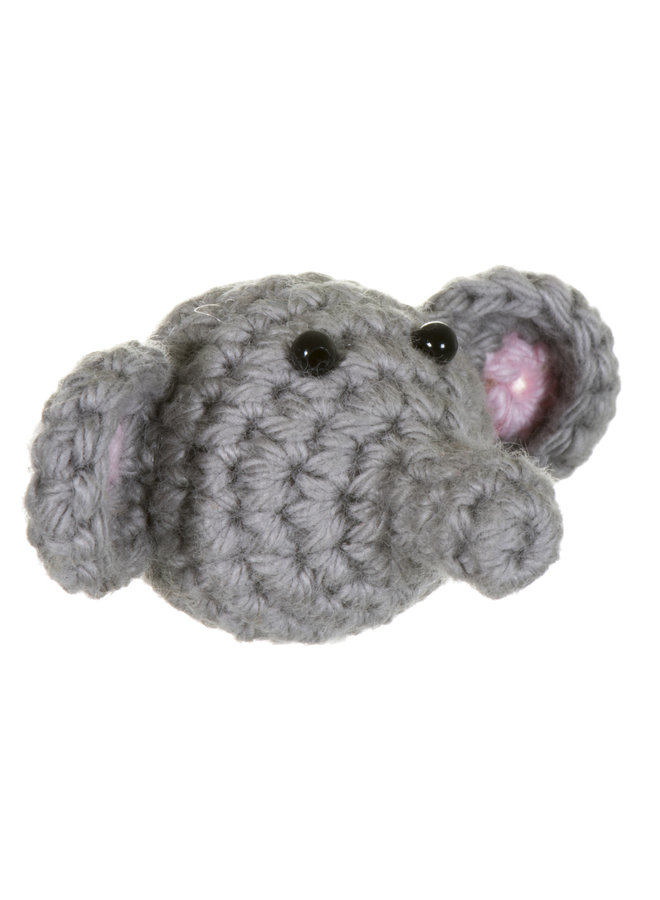 Mini-Elefantenbrosche 28