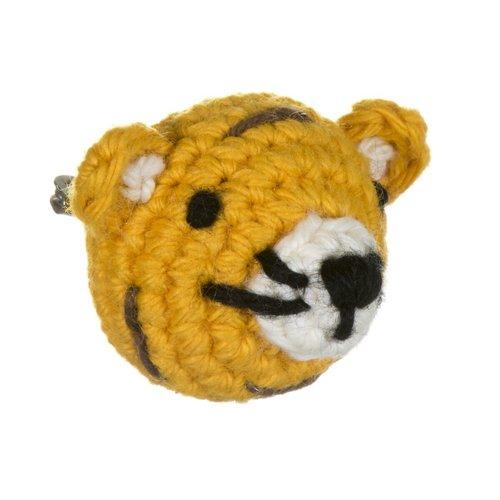 Just Trade Mini Tigre Broche 30