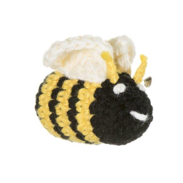 Mini Bienenbrosche 31