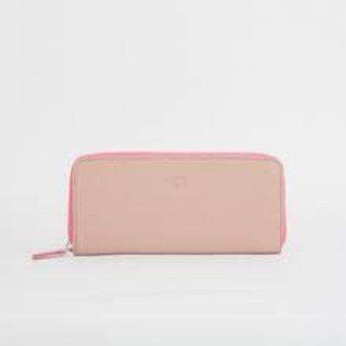 goodeehoo Pink Large zip Purse 36