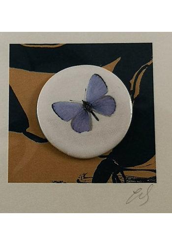 20 Robert McCaw Butterflies Notecard Blank Card Box