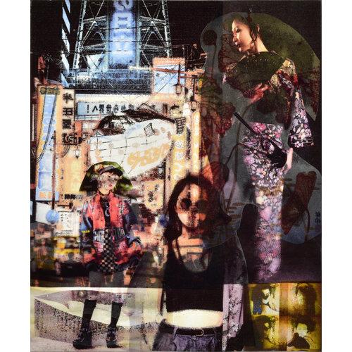 Mike Pert Japonisme No.17