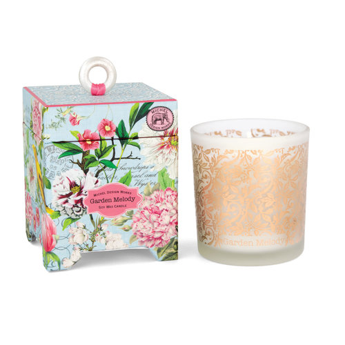 Michel Design Works Garden Melody  6.5oz Soy Wax Candle