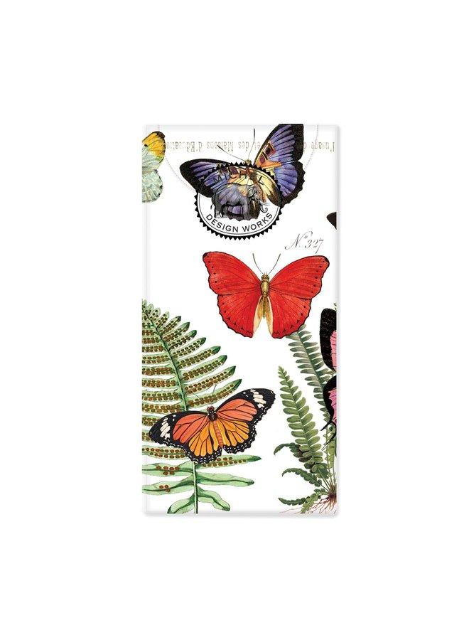 Papillon 10 Taschenpapiergewebe