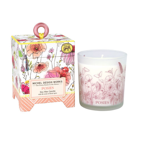 Michel Design Works Posies  6.5oz Soy Wax Candle