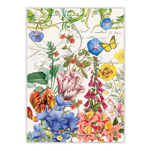 Michel Design Works Summer Days Kitchen Towel