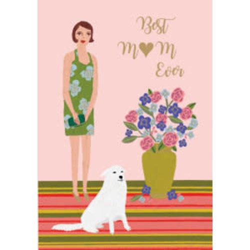 Roger La  Borde Best Mum - Gold Card