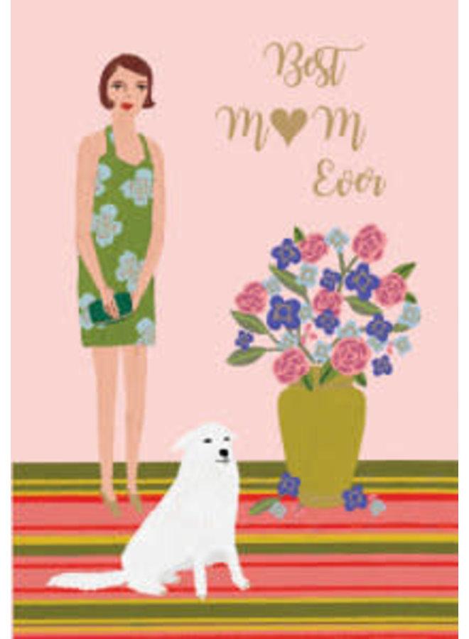 Best Mum - Gold Card