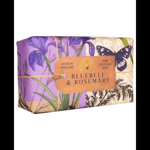 Bluebell & Rosemary Pure Vegetable Soap