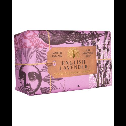 English Soap Company English Lavender Vegetable Soap