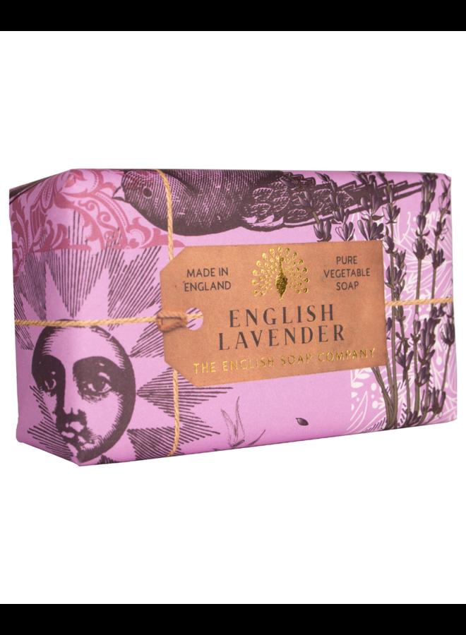 Englische Lavendel-Gemüse-Seife