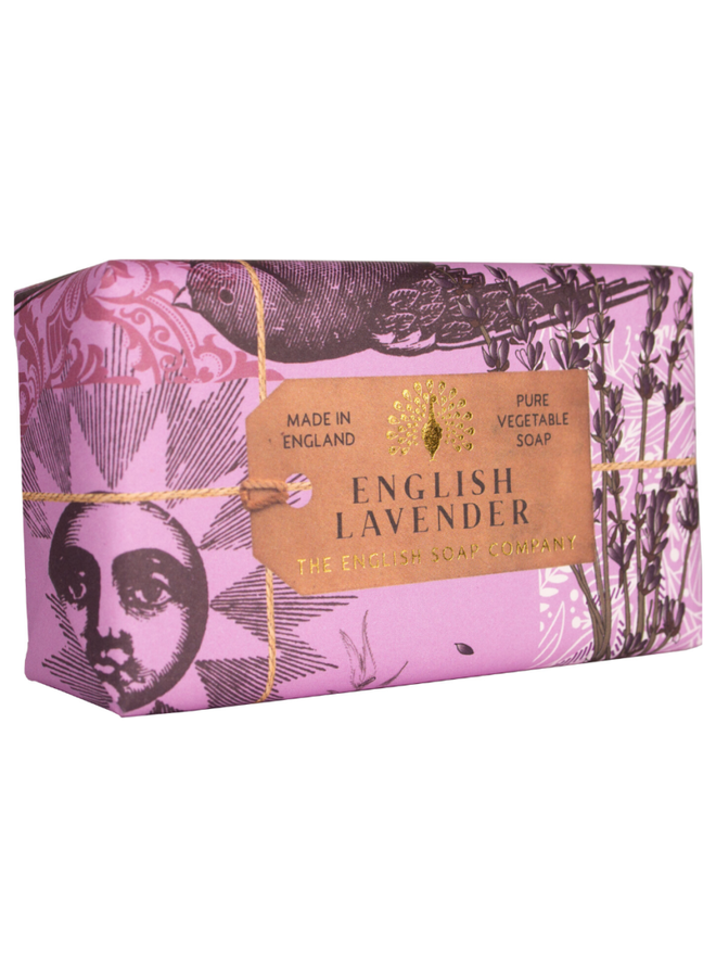 English Lavender Vegetable Soap