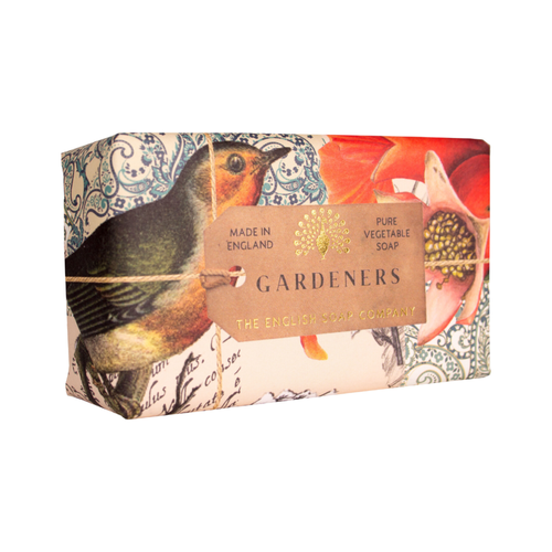 English Soap Company Gardeners Vegetable Soap