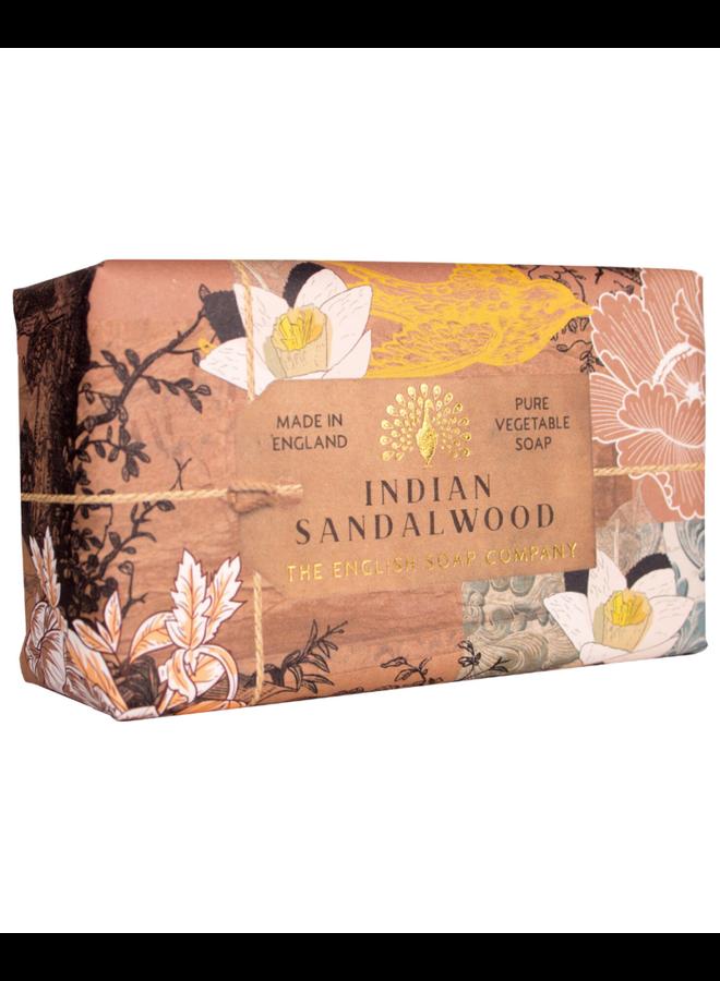 Indian Sandalwood Vegetable Soap
