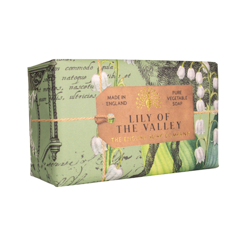 English Soap Company Lily of the Valley Pure Vegetable Soap
