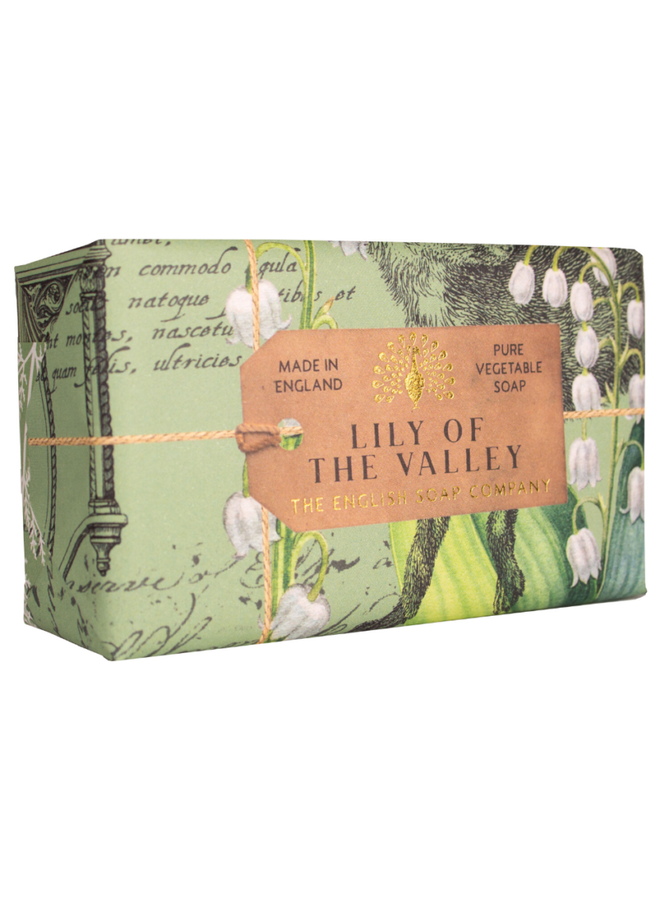 Lily of the Valley Pure Vegetable Soap