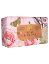 Rose & Peony Pure Vegetable Soap