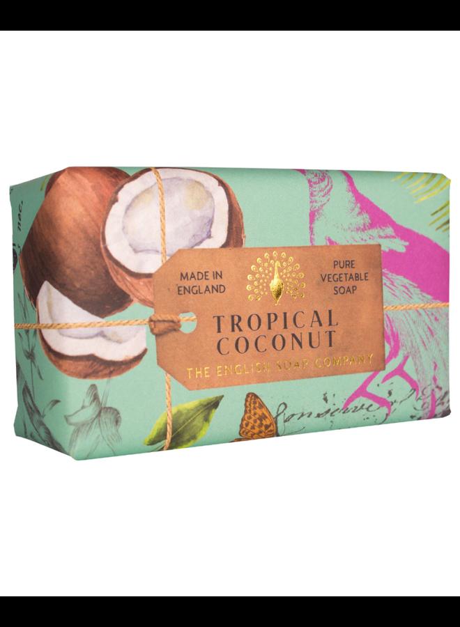 Tropische Kokos-Gemüse-Seife