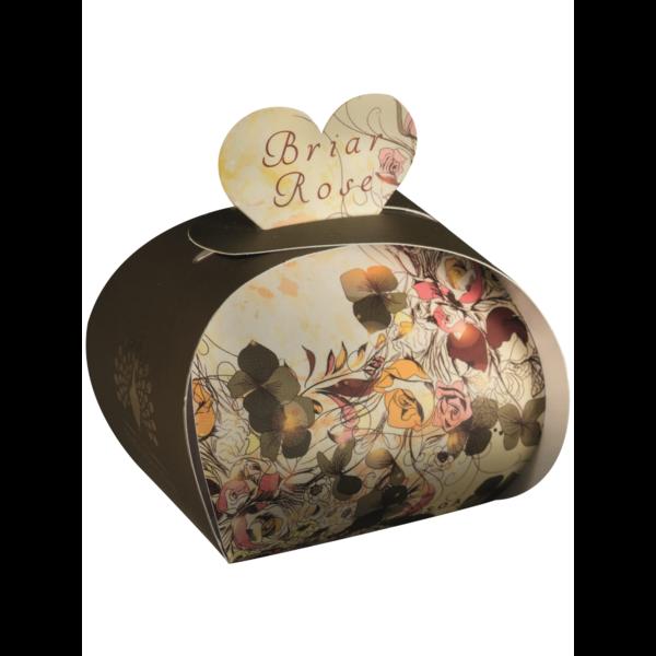 Briar Rose Luxury x3  Mini Guest Soap