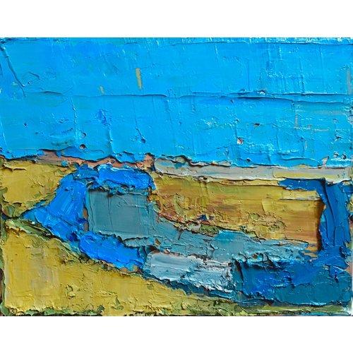 Dominic Vince Sandsend Blue 027