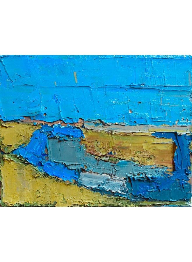 Sandsend Blue 027