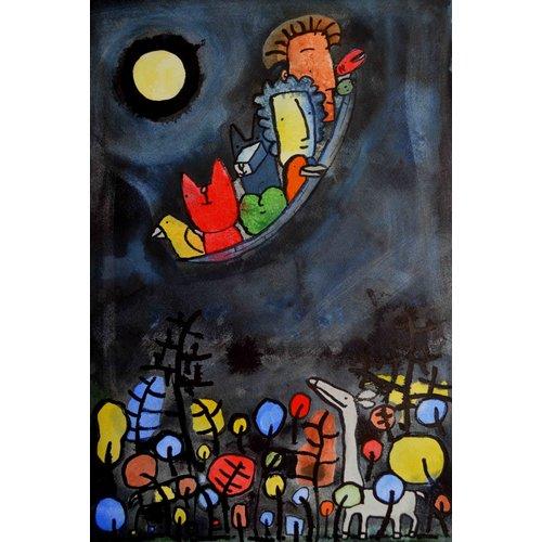 Barry Cook Viaje nocturno - 025