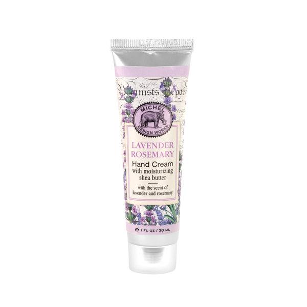 Lavendel und Rosmarin Handcreme