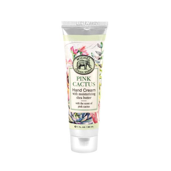 Rosa Kaktus-Handcreme