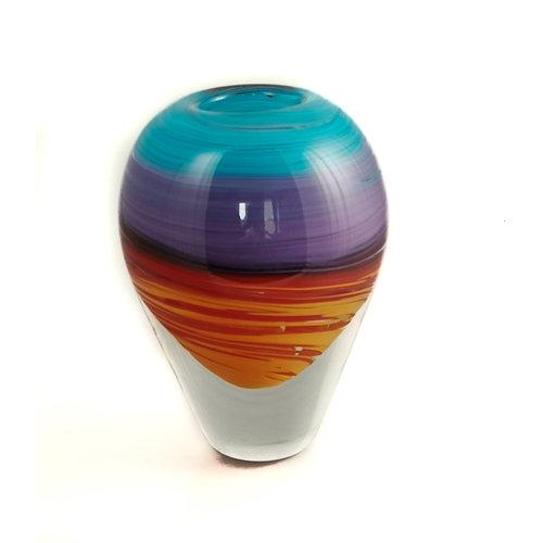 Niki Steel Teoría del color Vidrio forma 8